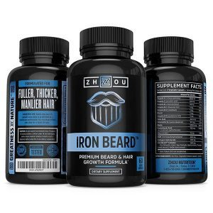 IRON-BEARD-new-300x300 Beard Grow XL Vs. Iron Beard Vs. Vitabeard: Which One Works Best?