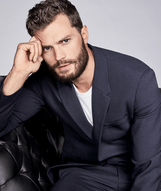 Jamie-dornan Top 60 Celebrities With A Beard