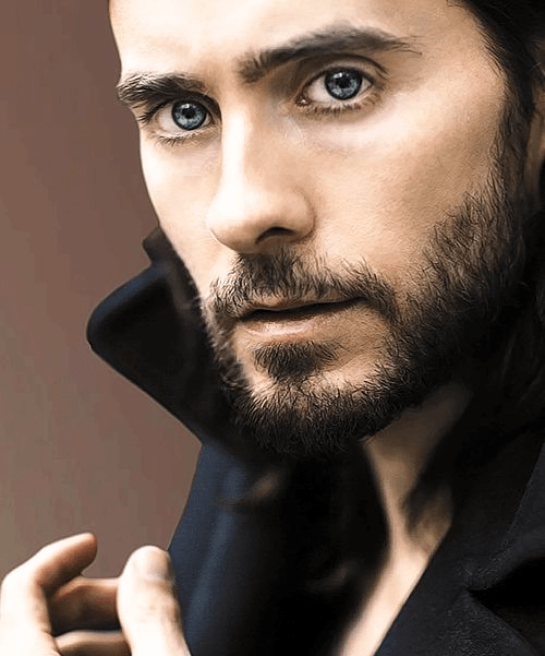 Jared-Leto Top 60 Celebrities With A Beard
