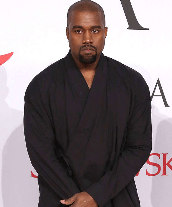 Kanye-West Top 60 Celebrities With A Beard