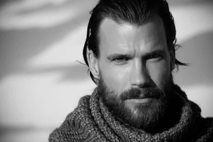 10 Coolest Beard Models in 2018 : Check Them Out