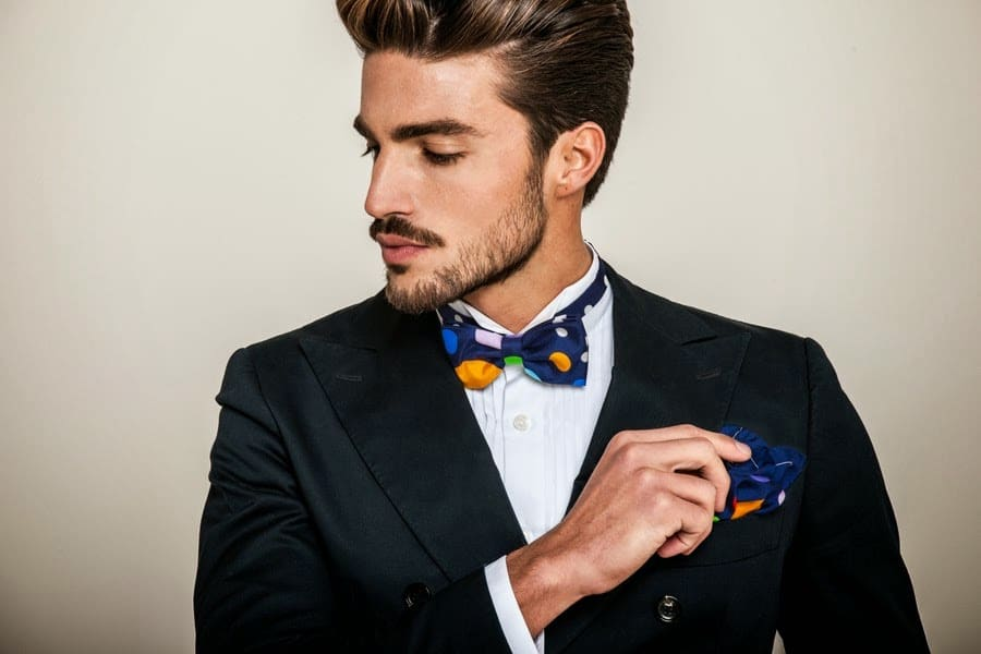 Mario-Di-Vaio 10 Coolest Beard Models in 2019 : Check Them Out