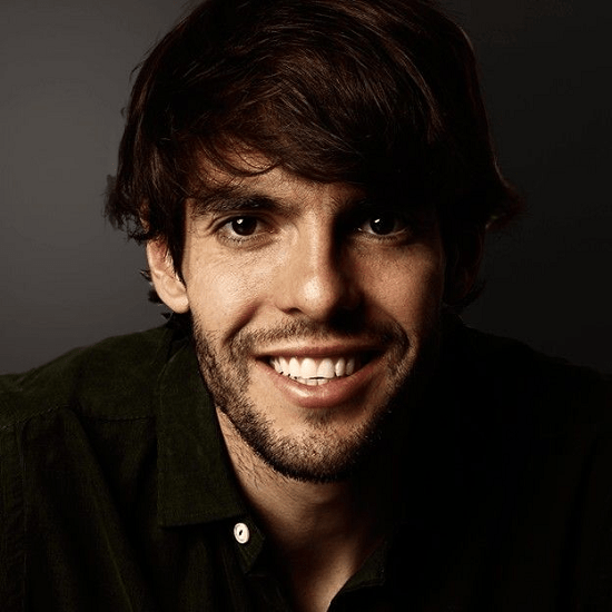 Ricardo-Kaka Top 60 Celebrities With A Beard