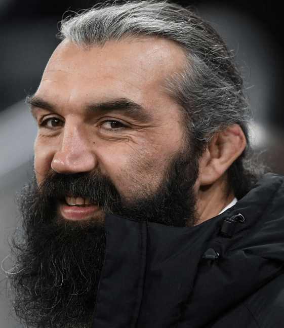 Sebastien-Chabal Top 60 Celebrities With A Beard