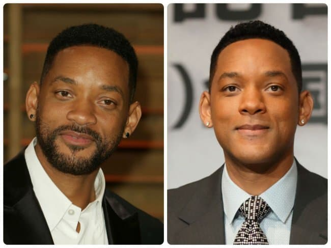 Will-Smith-Beard 10 Men With Beards Vs Without Beard: Unveiling the  Change