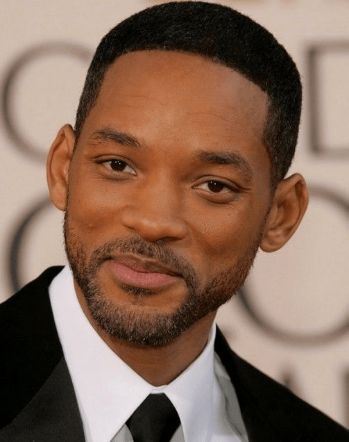 Will-Smith Top 60 Celebrities With A Beard
