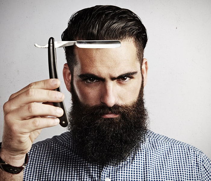 barber-portfolio-6 How to Make Your Beard Soft & Shiny: 11 Tips
