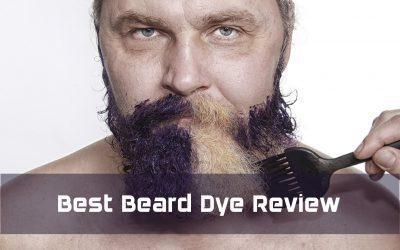 beard dye Review