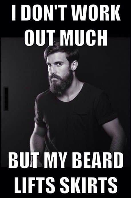 beard-humor 50 Funny Beard Memes That'll Definitely Make You Laugh