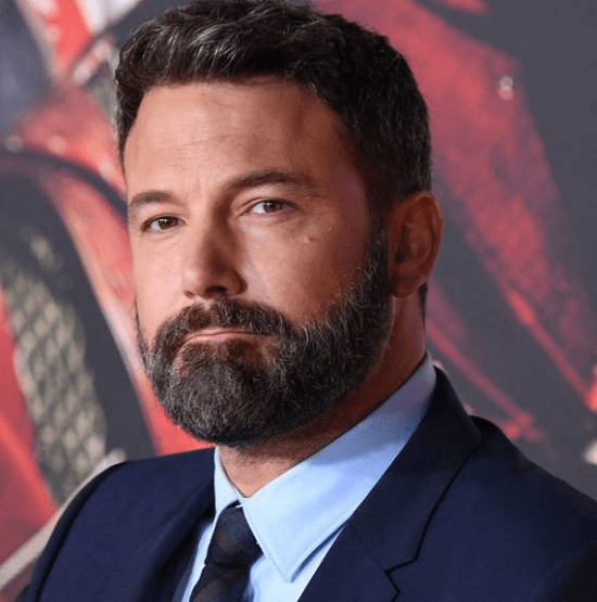 ben-affleck Top 60 Celebrities With A Beard