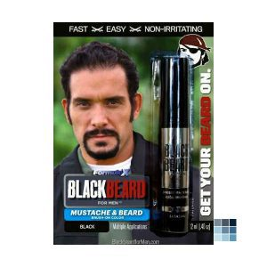 black-beard-for-men-300x300 7 Best Beard Dye Review: User Guideline & Ratings