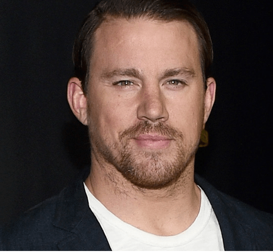 channing-tatum Top 60 Celebrities With A Beard