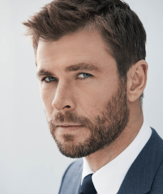 chris-hemsworth Top 60 Celebrities With A Beard