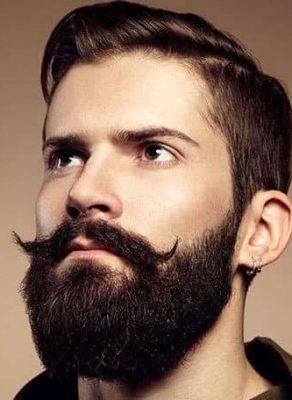 how to make beard soft and shiny