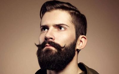 how to make beard soft and shiny