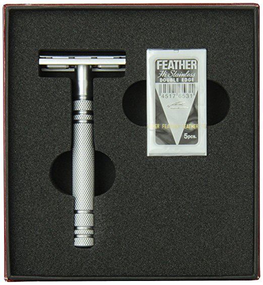 feather Best Safety Razors for A Perfect Shave: Review & Guide