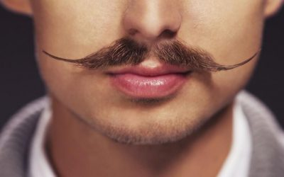 DIY Mustache wax process