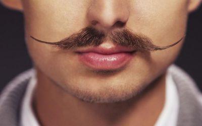 DIY Mustache wax process