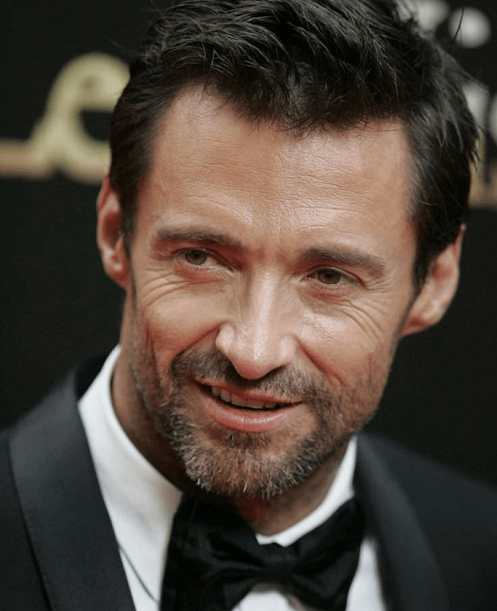 hugh-jackman Top 60 Celebrities With A Beard