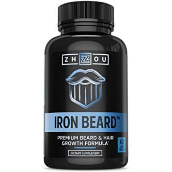 iron-berad Beard Grow XL Vs. Iron Beard Vs. Vitabeard: Which One Works Best?