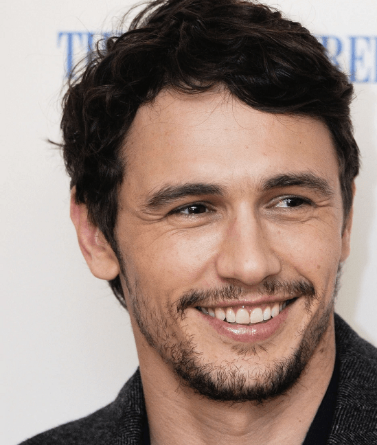 james-franco Top 60 Celebrities With A Beard