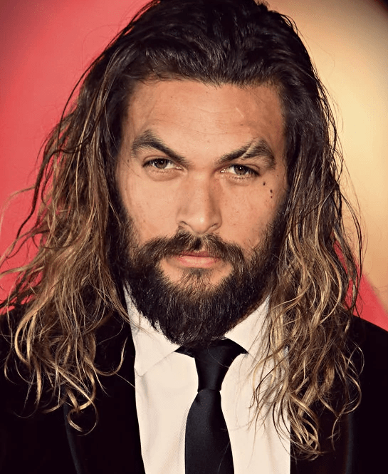 jason-momoa Top 60 Celebrities With A Beard