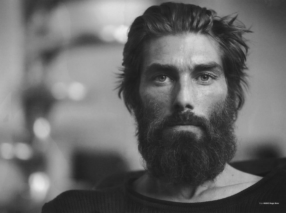 patrick 10 Coolest Beard Models in 2019 : Check Them Out