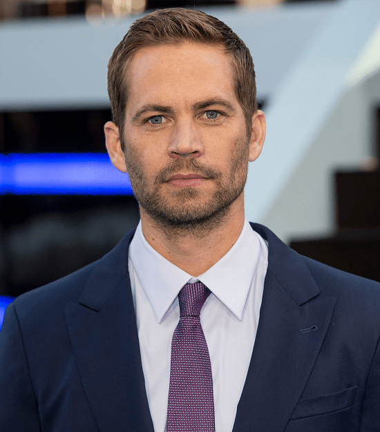 paul-walker Top 60 Celebrities With A Beard