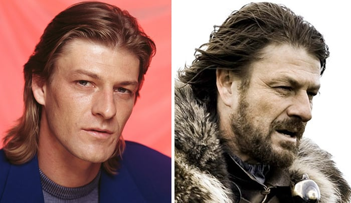 sean-bean 10 Men With Beards Vs Without Beard: Unveiling the  Change