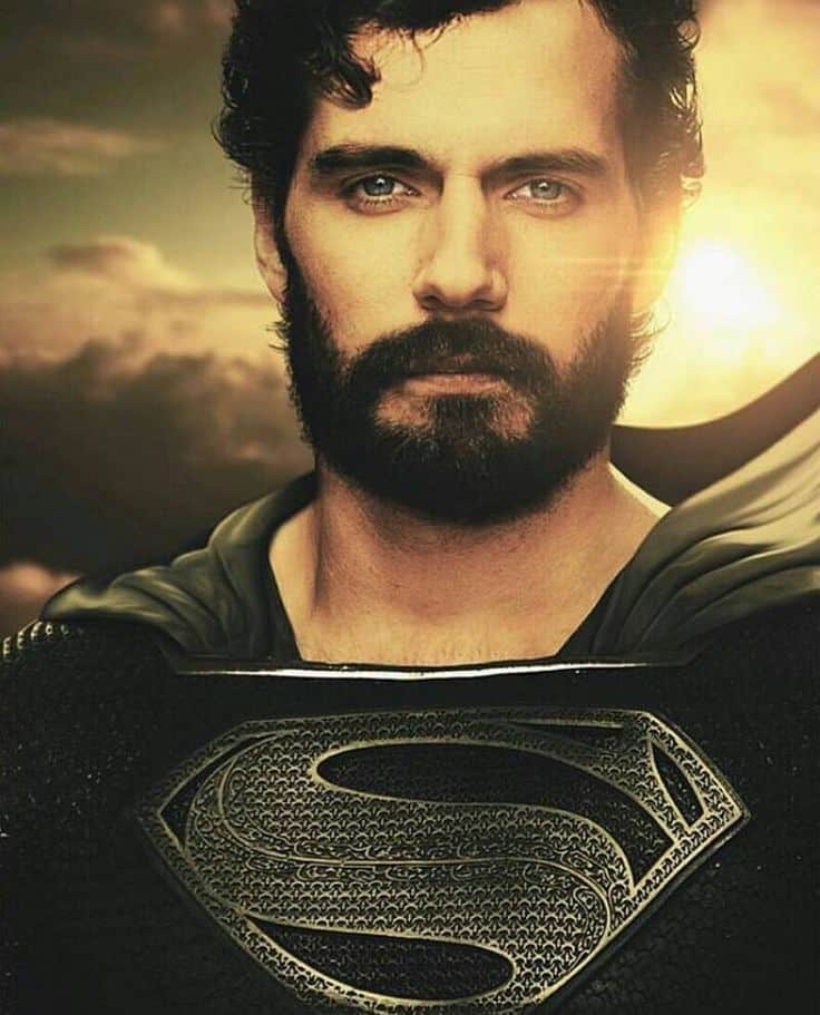 superman-beard-2 Superheroes with Beard: 5 Superb Beard Styles