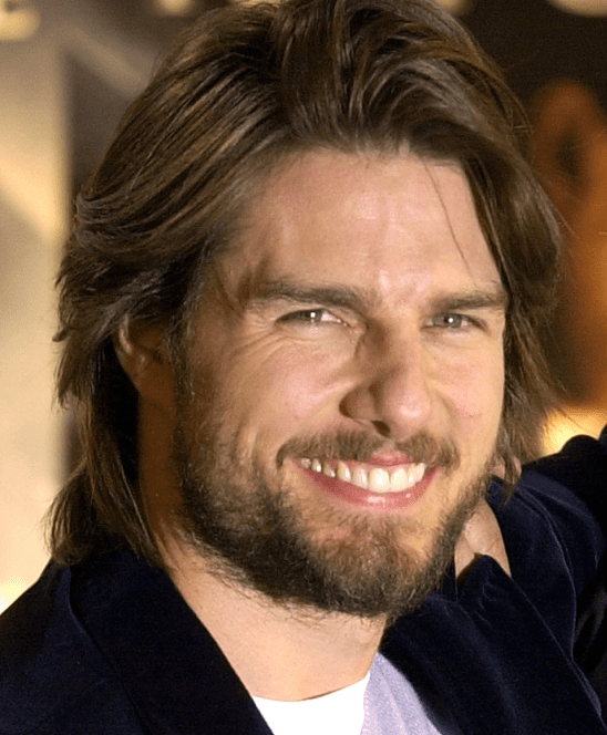 tom-cruise Top 60 Celebrities With A Beard