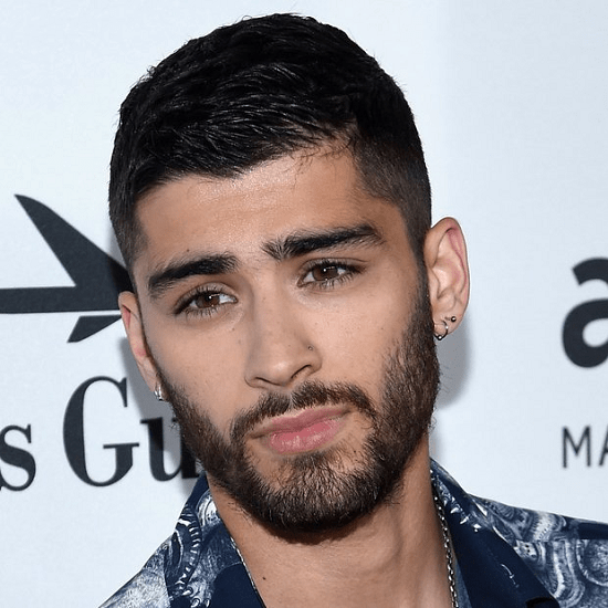 zayn-malik Top 60 Celebrities With A Beard