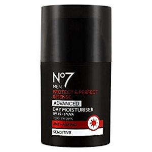 BOOTS-No7-Men-ProtectPerfect-Intense-Moisturizer-SPF15-300x300 10 Best Facial Moisturizers Made for Only Men