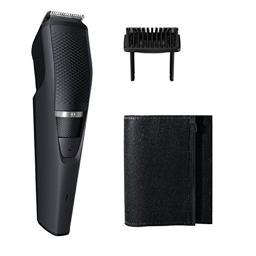 Philips-Norelco-Beard-Stubble-Trimmer-Series-3000 3 Best Stubble Beard Trimmers: 2020 Top Picks