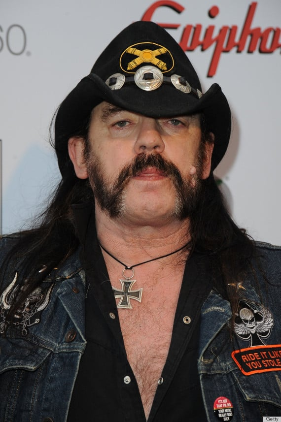 o-LEMMY-KILMISTER-570 40 Kick-Ass Mutton Chop Sideburns for The Boldest Look