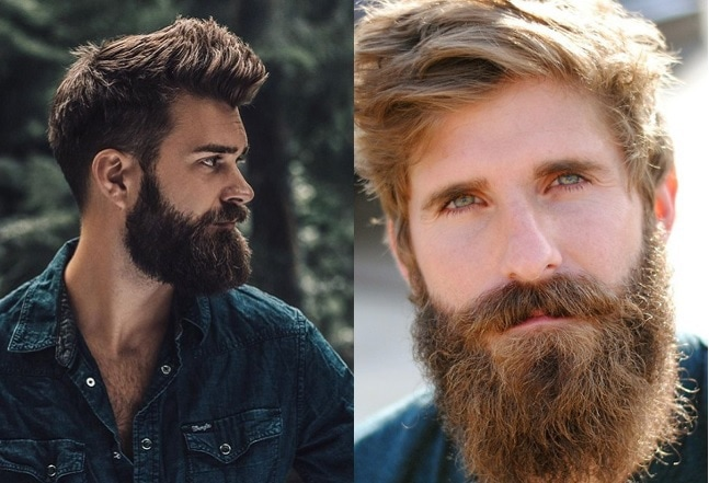 7.-full-beard 51 Beard Ideas to Look Fresh & Smart