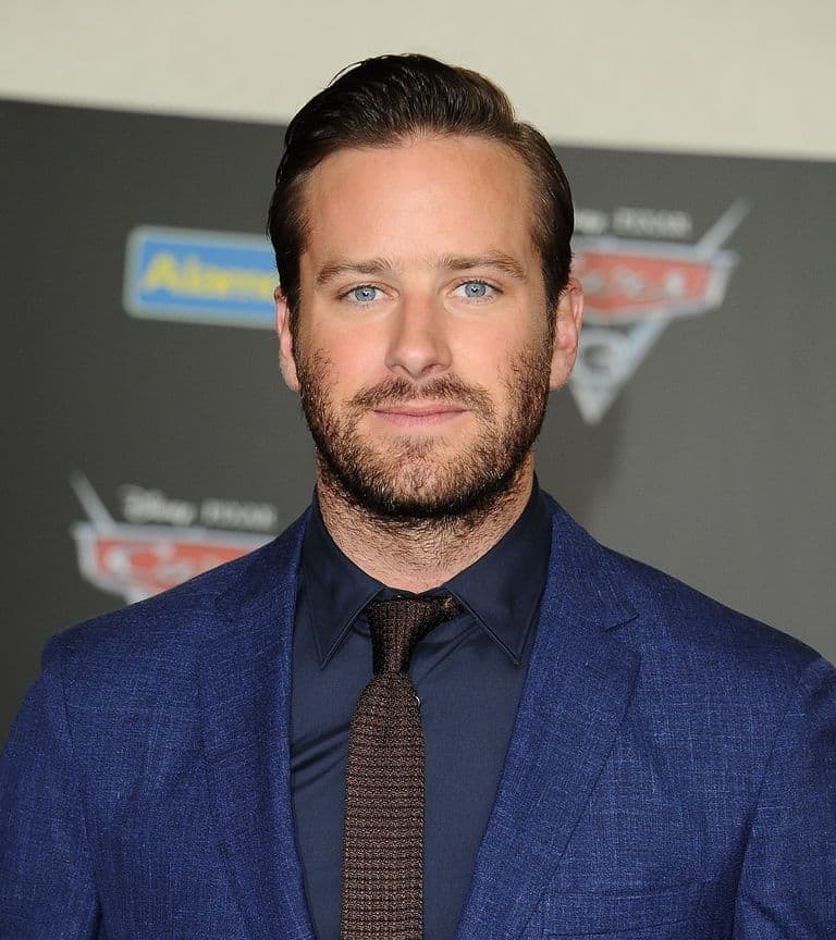 Armie-Hammers-beard Top 60 Celebrities With A Beard