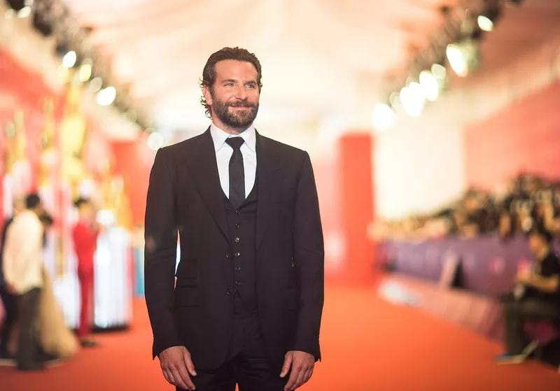 Bradley Cooper's beard style