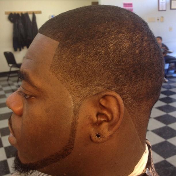 Chinstrap-Beard-For-Black-Guys 100 Trendy Chin Strap Beard Styles to Copy