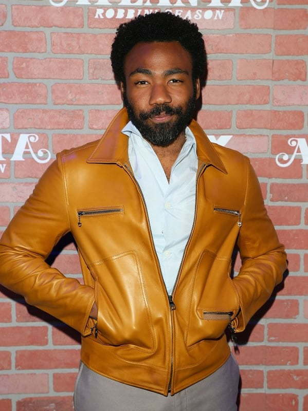 Donald-Glovers-beard Top 60 Celebrities With A Beard