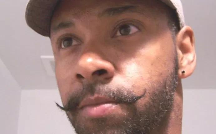 Egg-Shaped-Beard 70 Trendiest Beard Styles for Black Men