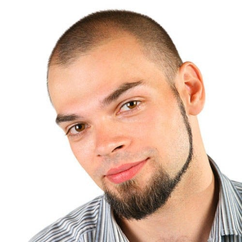 Thick-Chin-Strap-Without-Mustache 100 Trendy Chin Strap Beard Styles to Copy