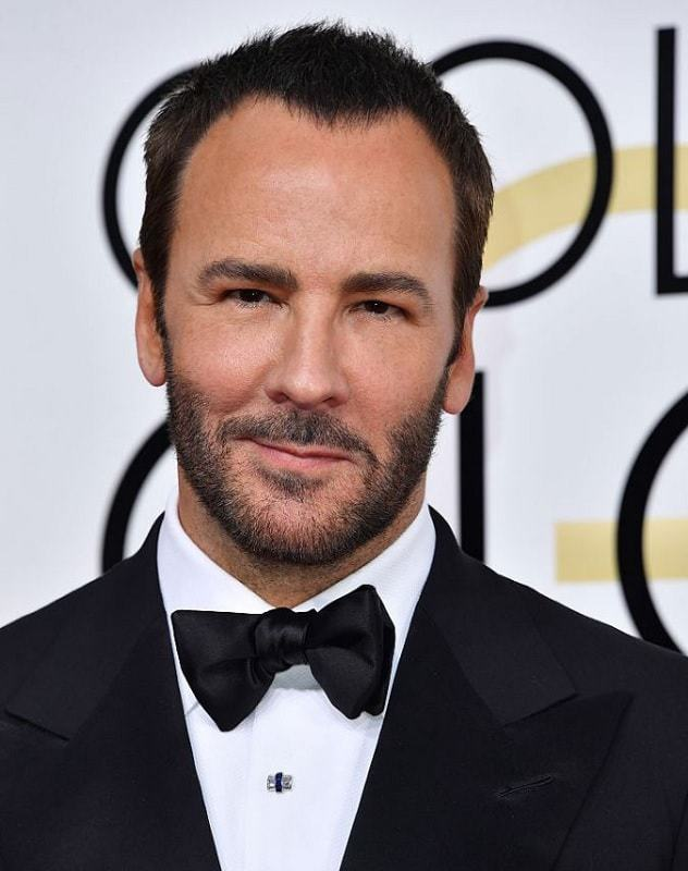 Tom Ford with beard