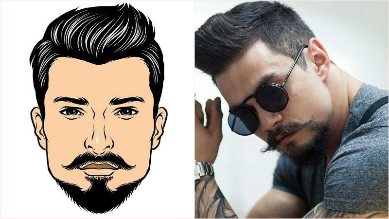 anchor-goatee 60 Prevailing Goatee Beard Styles for Men