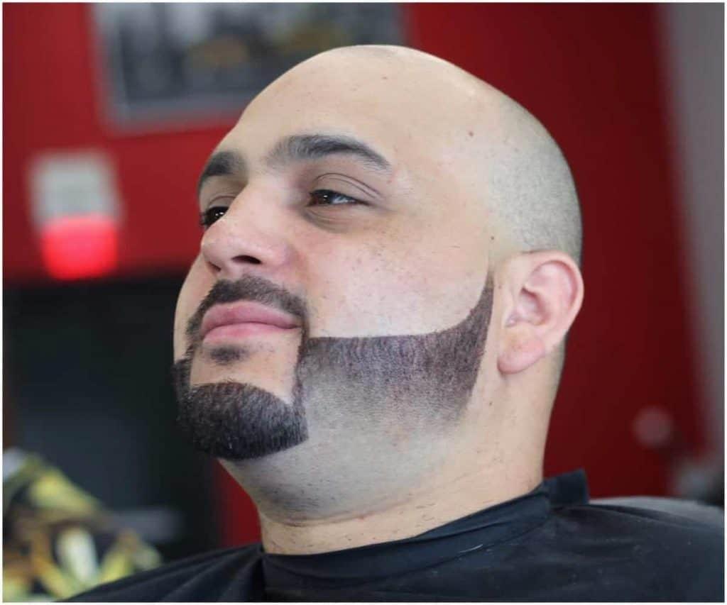 beard line up