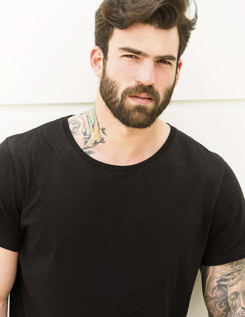 beard-styles-for-men-1 160 Coolest Beard Styles to Grab Instant Attention [2020]