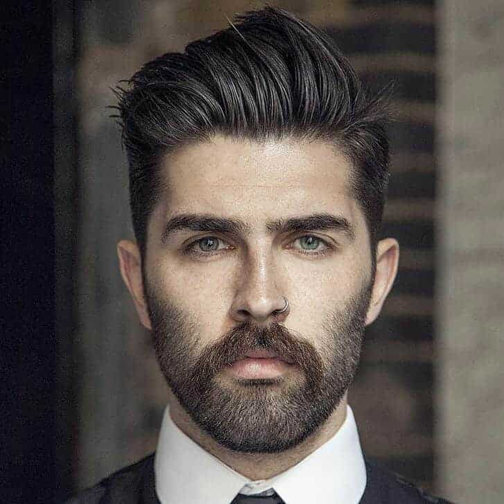 beard-styles-for-men-19 160 Coolest Beard Styles to Grab Instant Attention [2020]