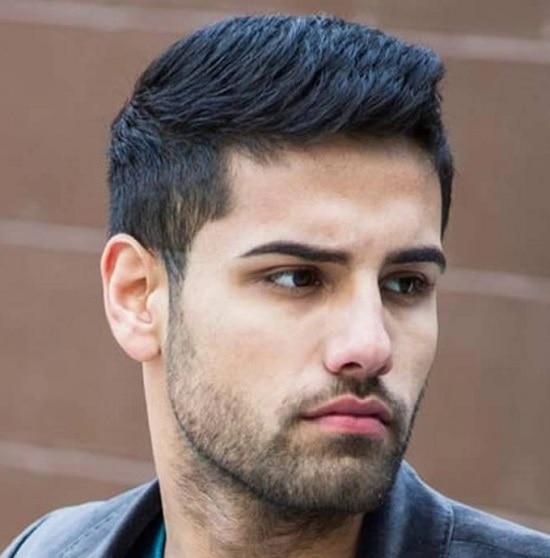 beard-with-short-hair-62 80 Manly Beard Styles for Guys With Short Hair