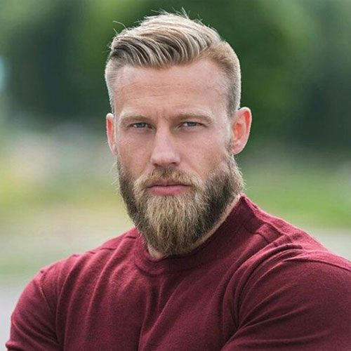 beard-with-short-hair10 80 Manly Beard Styles for Guys With Short Hair