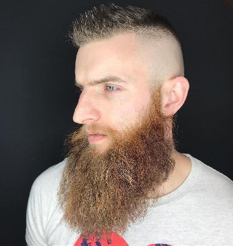 beard-with-short-hair13 80 Manly Beard Styles for Guys With Short Hair